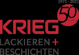 50 Jahre E. Krieg GmbH - Ihr Lohnlackierer
